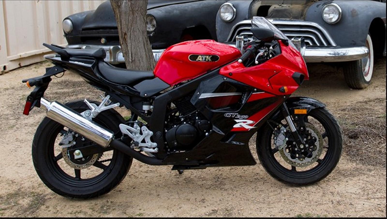 ATK GT250R - CycleChaos