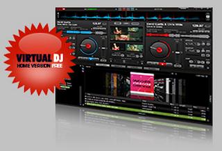 Virtual DJ Home Edition