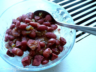 Red beans and rice by sneakyspoons