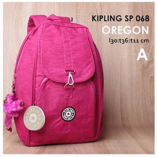 jual online tas ransel kipling murah untuk sekolah anak - oregon sp 068