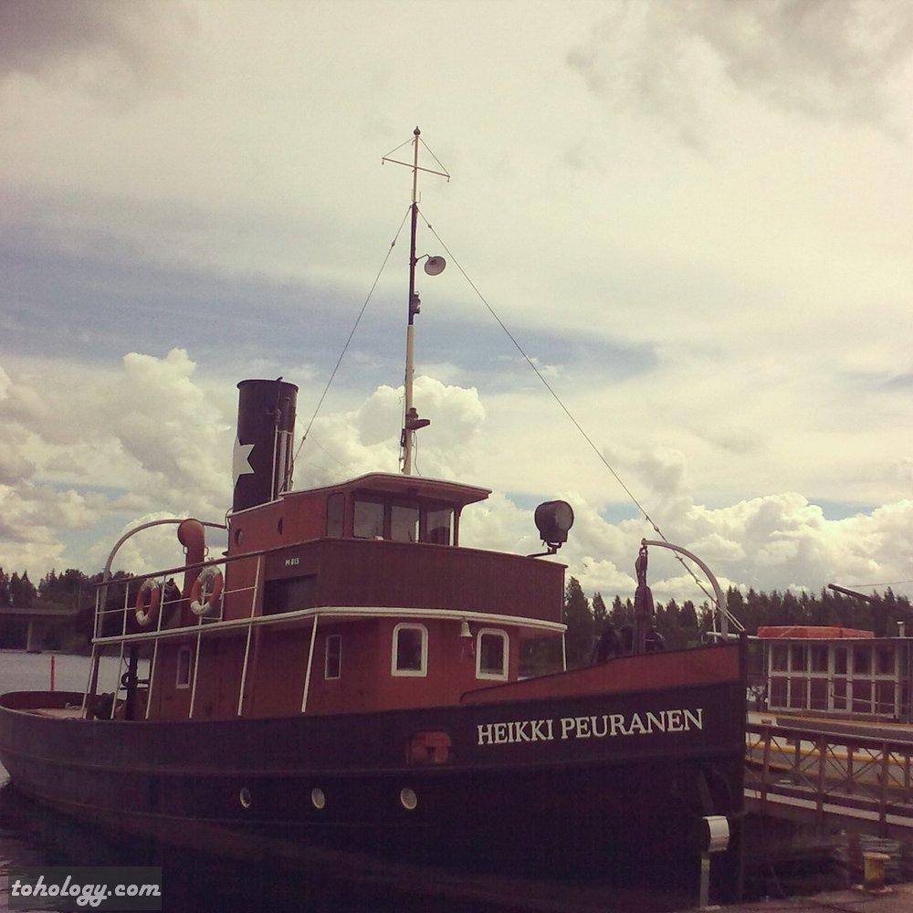 Mikkeli Harbor (Lake Saimaa)