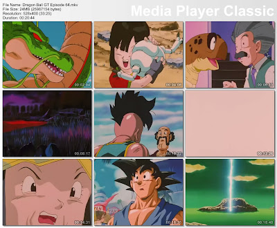 Download Film / Anime Dragon Ball GT Episode 64 Bahasa Indonesia
