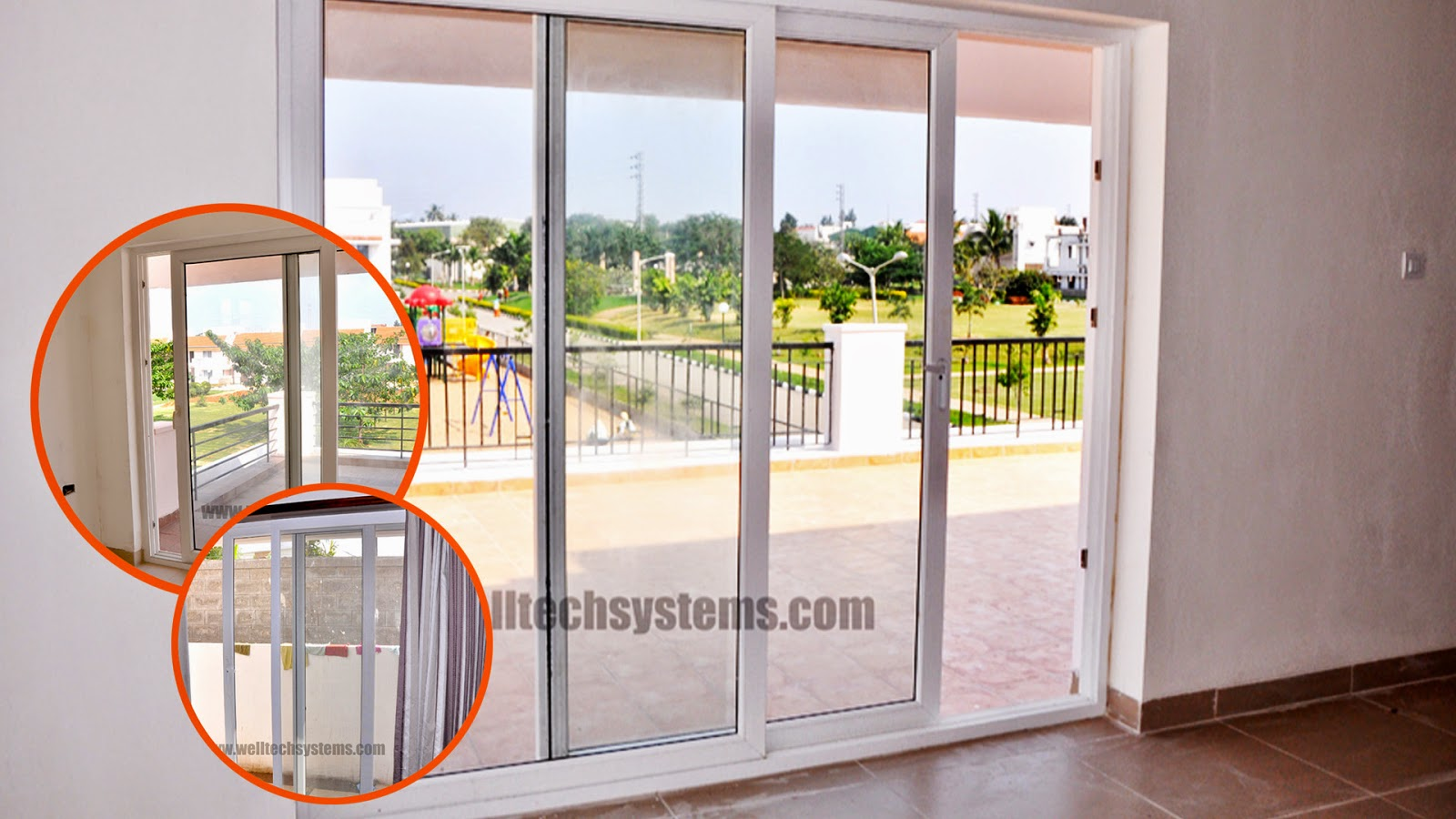 welltech upvcsliding window