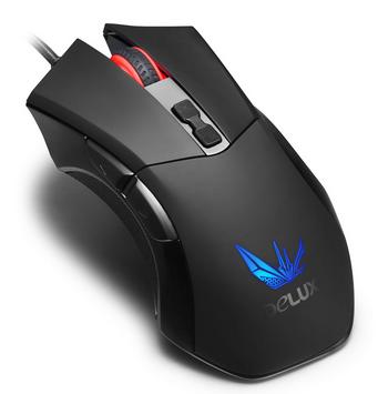 Harga Mouse Gaming Delux M555 terbaru