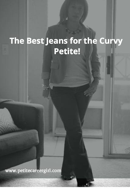 Best Jeans for the Curvy Petite!