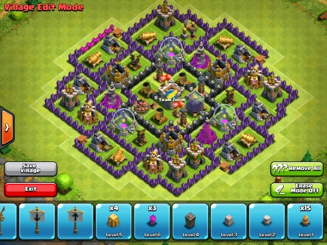 Clash of clans strategy attack amp defense base farming and trophy