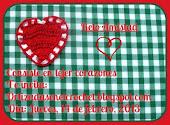 Reto Amistad a tejer corazones, organiza Lilian