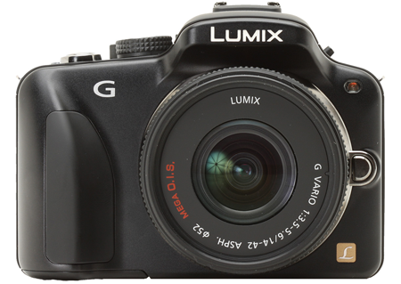 Review Panasonic Lumix DMC-G3KGC