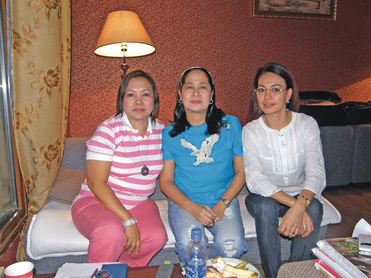 Domestic workers may be held up in Manila indefinetely