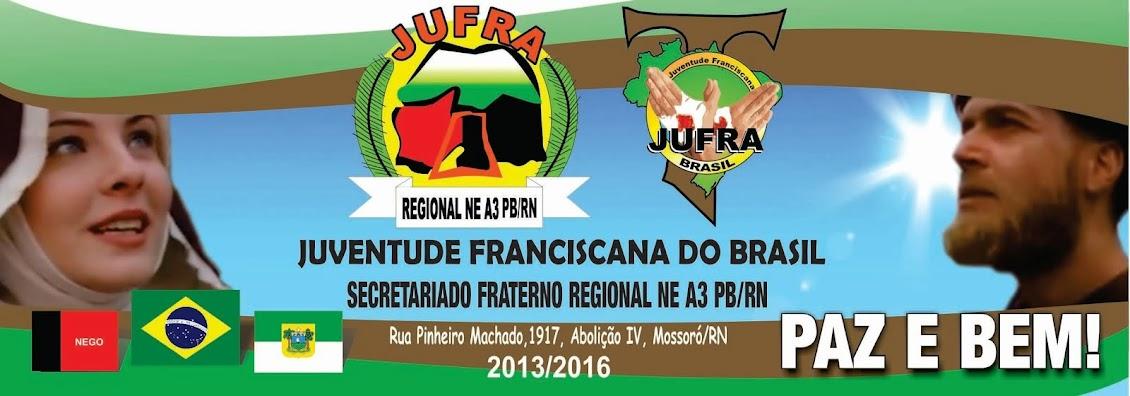Juventude Franciscana Regional Nordeste A3 (PB/RN)