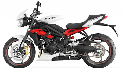 motos,Intermot,Triumph Street Triple R 2013