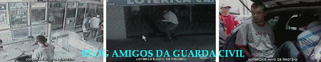 VÍDEO-FLAGRANTE: ASSALTANTES TROCAM TIROS COM A GUARDA MUNICIPAL DE CAMPINAS E LEVAM A PIOR