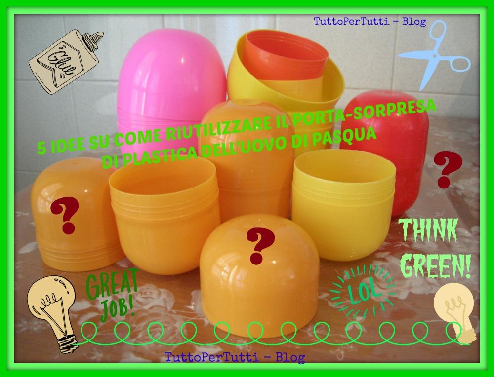 Riciclare contenitori uova plastica nz27 regardsdefemmes for Porta uova