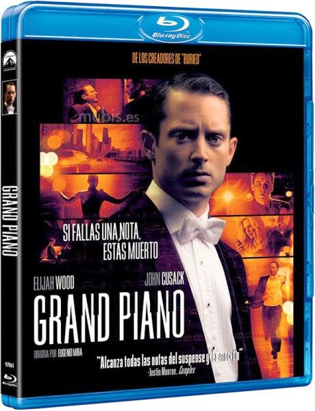 Grand Piano (2013) LIMITED BluRay 720p BRRip 550MB