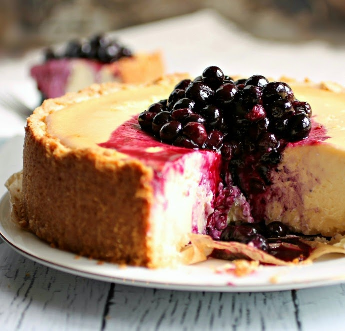 Ricotta and Blueberry Tart Recipe pics
