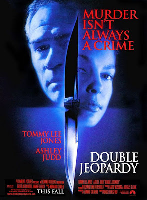 Watch Double Jeopardy 1999 BRRip Hollywood Movie Online | Double Jeopardy 1999 Hollywood Movie Poster