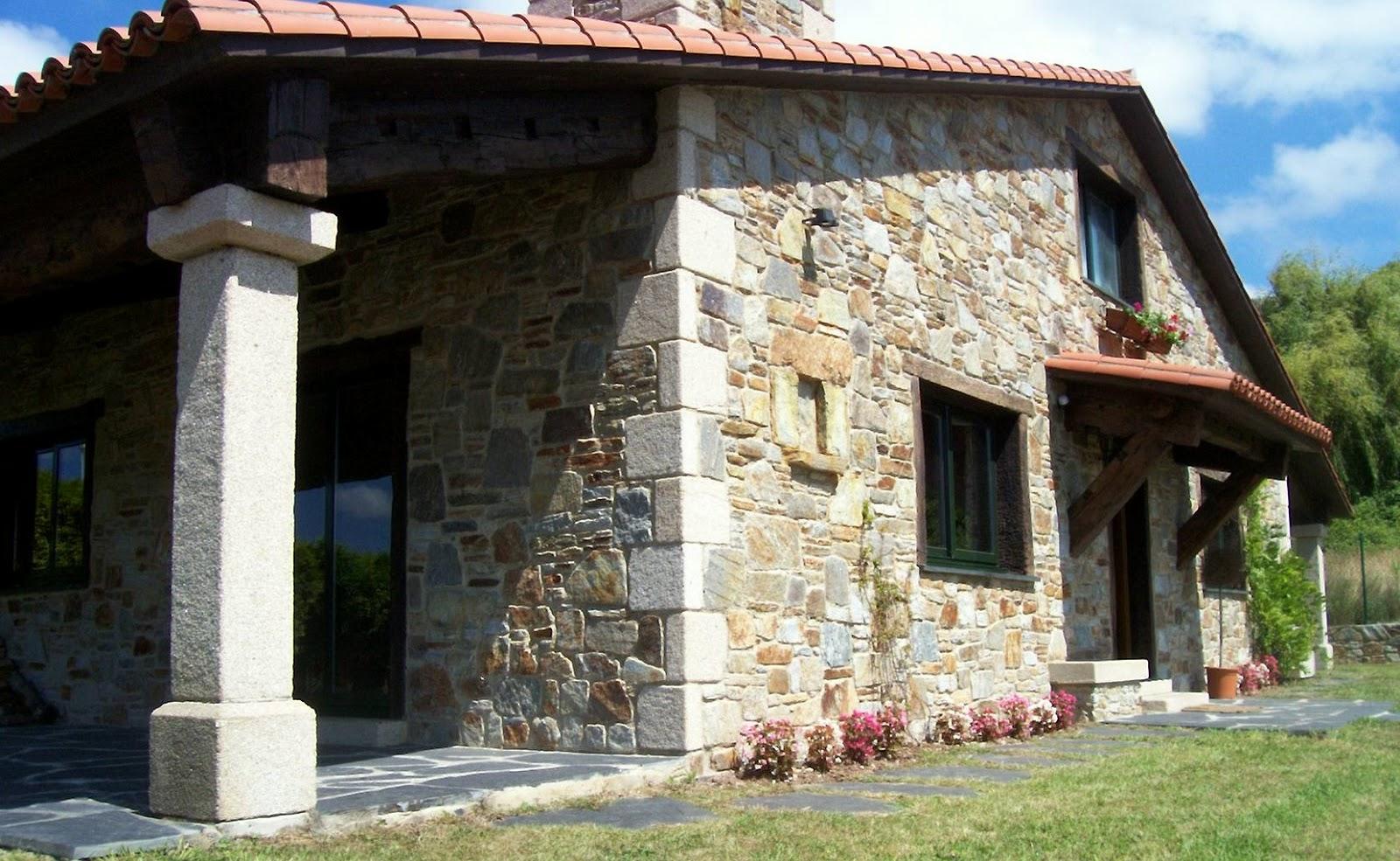 Construcciones r sticas gallegas la piedra como base - Rusticas gallegas ...