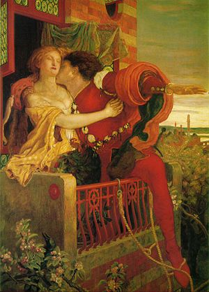 Most Famous Immortal Love Stories In History And Literature Romeo and Juliet