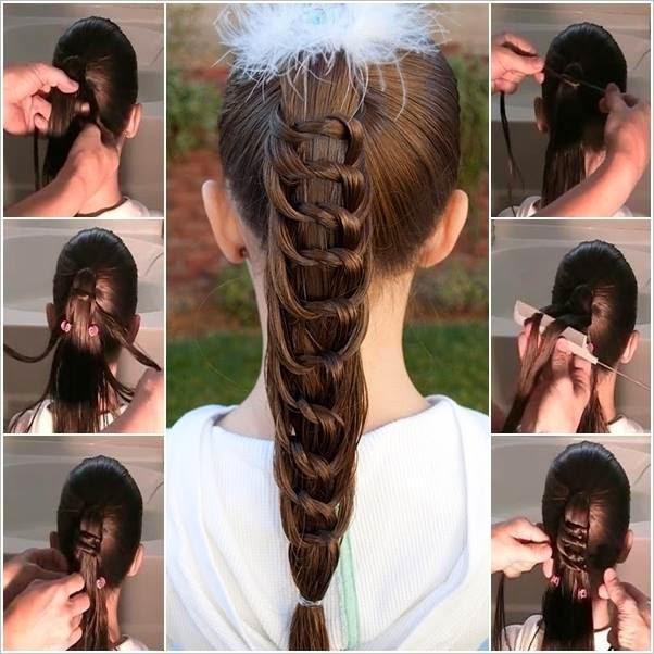 Women Hair Style Tutorials #32..