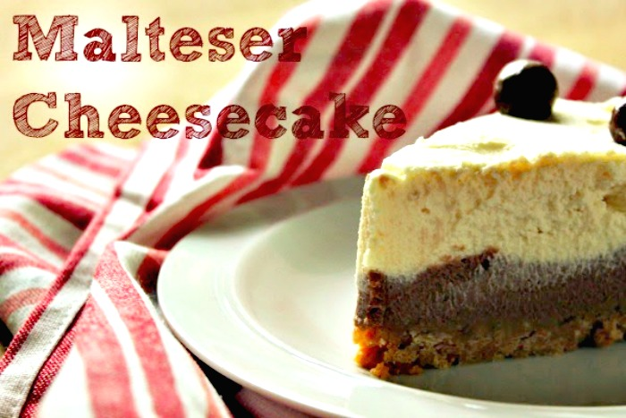 Malteser Cheesecake