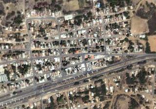 Vista Satelital de Tacuato