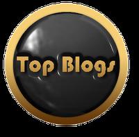 Είμαστε Top Blogs!
