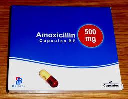Dosis Obat AMOXYCILLIN Amoxycillin / Amoksisilin