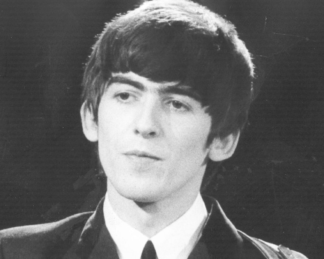 Popular influence by the beatles the beatles for The harrison