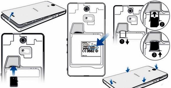 Free Manual User Manual Pdf Sony Xperia Zr C5503 C5502