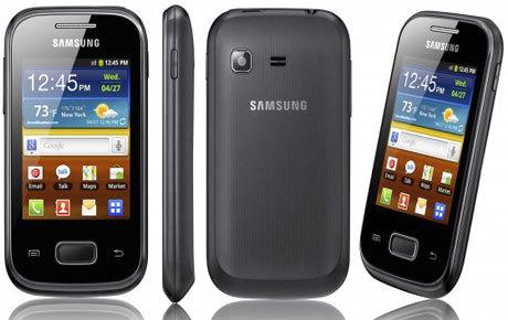Samsung Galaxy Pocket Harga dan Spesifikasi