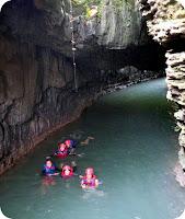 Body+Rafting+Santirah+Pangandaran+Green+Canyon