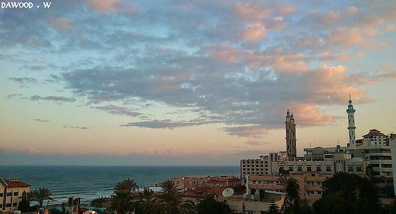 Pesona Objek Wisata Gaza City