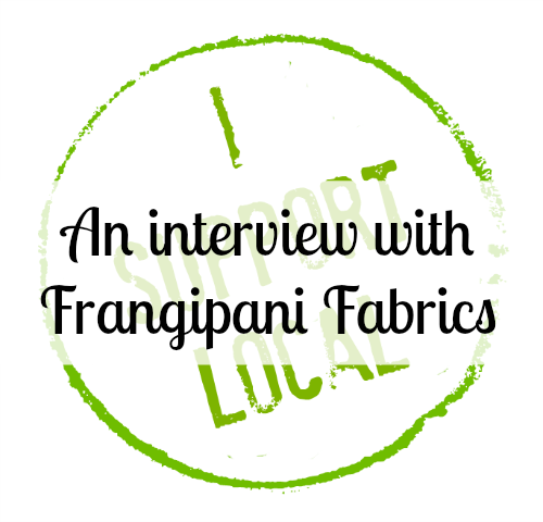 An Interview with Frangipani Fabrics