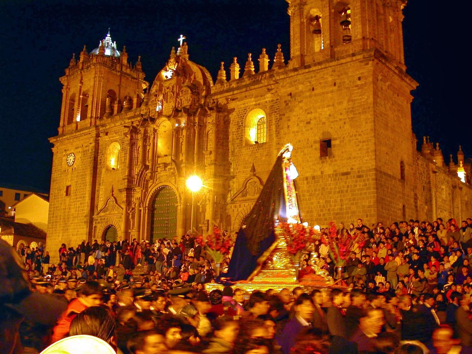 Folclore eterno peru semana santa en el peru - Alfombras que se pueden fregar ...