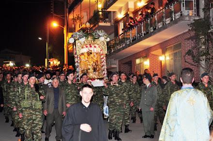 ΕΟΡΤΑΣΜΟΣ ΕΥΑΓΓΕΛΙΣΜΟΥ 2011