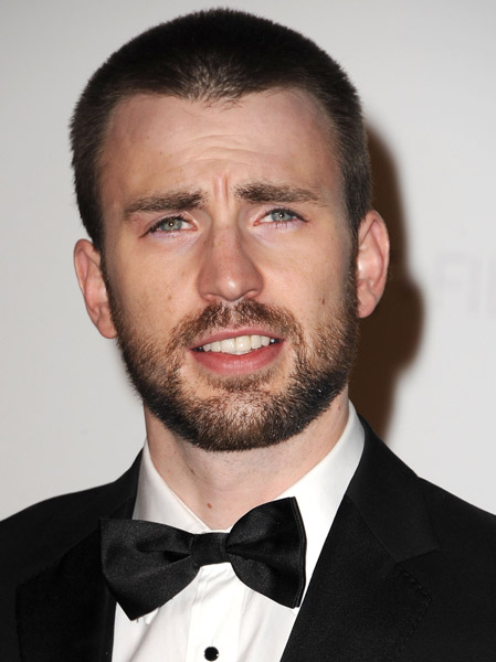Chris Evans attended the LACMA's Art And Film Gala held at the 5th november ...