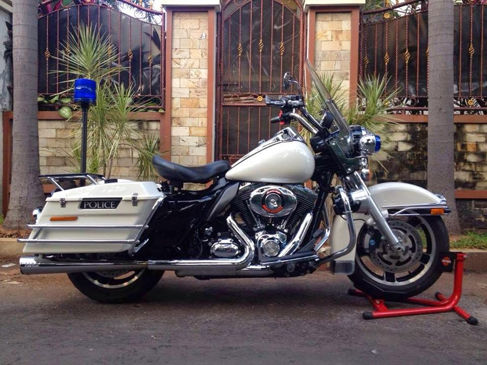 Harley Davidson Road King Indonesia