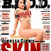 "Check Out @thevanessagamez Cover #3 of @BADDMAG  ""SKIN"" Uncensored Issue."