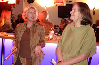 Françoise Mariotti et Elyane Rejony