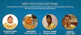 Info Galeri Baitussalam Travel umrah plus