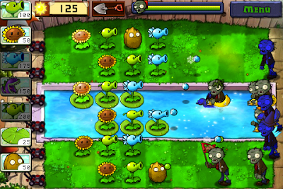 Plantas vs Zombies Screenshots