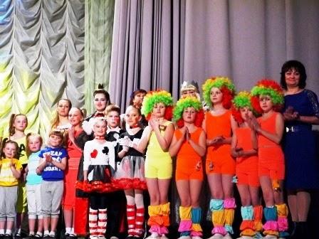 Межрегиональный конкурс планета танцев