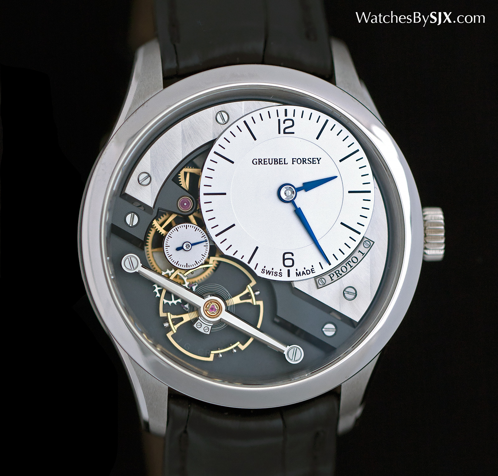 Watches By SJX: SIHH 2016 Personal Perspectives: Greubel ...