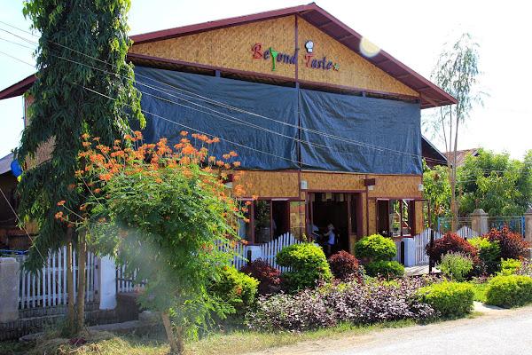 Restaurante Beyond Taste - Nyaungshwe - Lago Inle