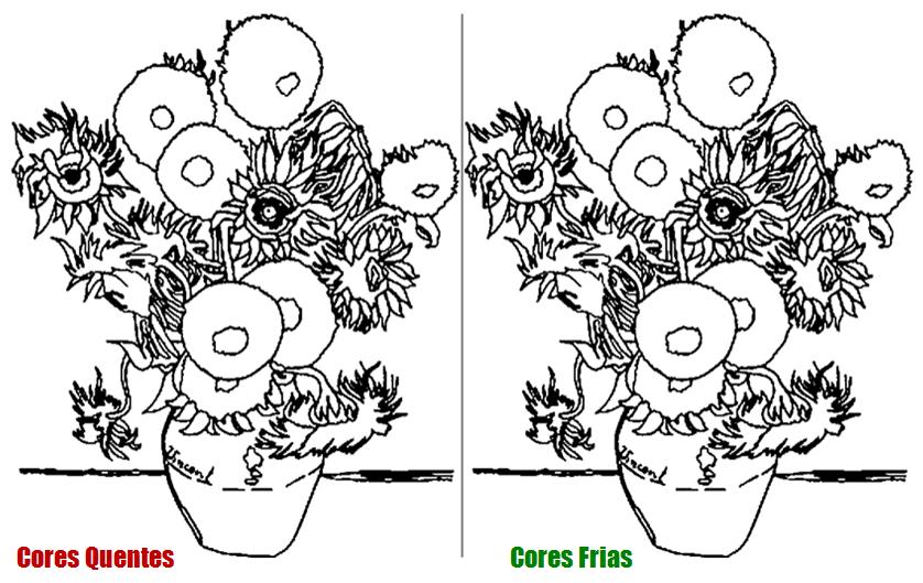 No Mundo da Arte: Cores: Sugestões de Atividade