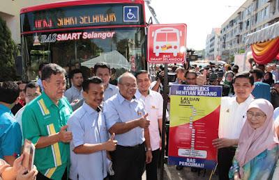 smart selangor, bas percuma smart selangor, bas percuma kajang, bas percuma selangor kajang, laluan bas percuma kajang