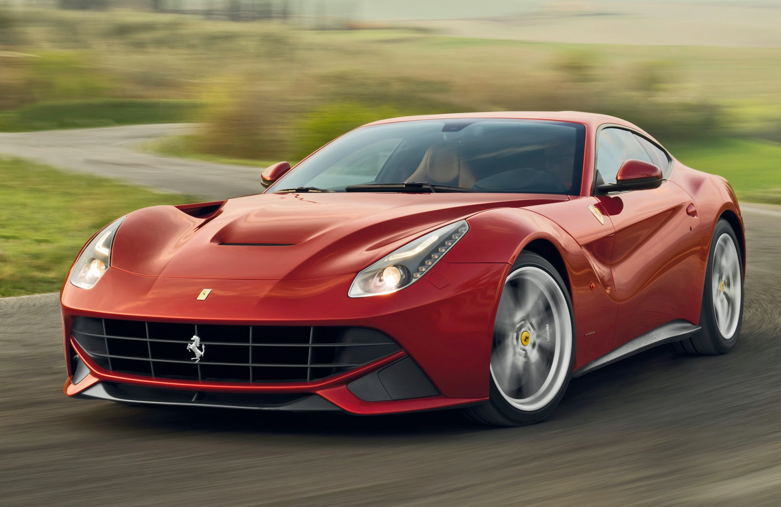 2014 Ferrari F12 Berlinetta Wallpapers | Car Wallpaper ...