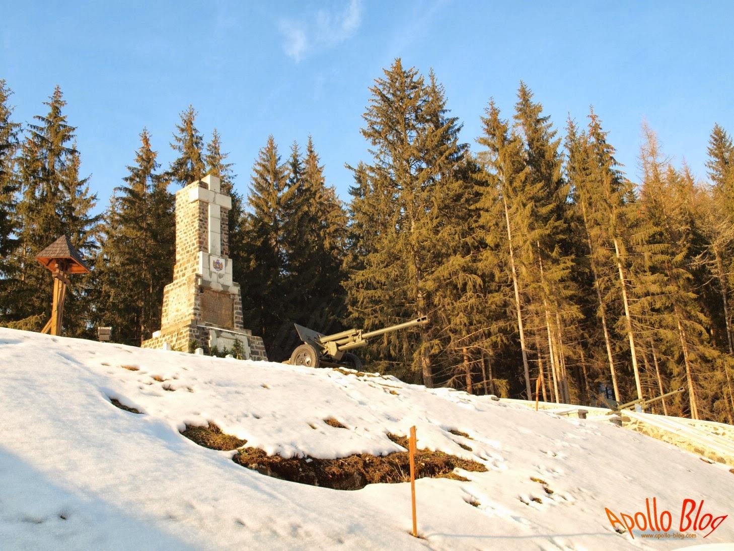 Toplita Secu - Monumentul Eroilor
