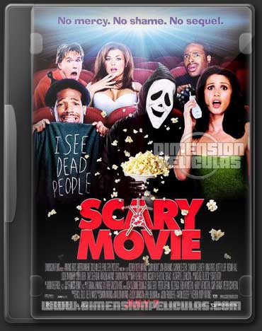 Saga Scary Movie 1 2 3 4 (BRRip HD Inglés Subtitulada)