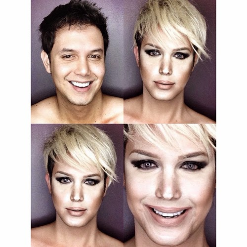 Paolo Ballesteros pochoy29 makeup jennifer lawrence